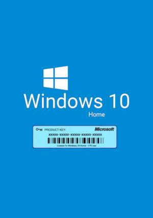 Установка Windows 10 Home