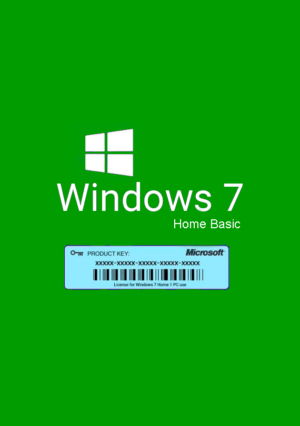 Установка Windows 7 Home Basic