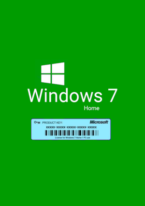 Установка Windows 7 Home Premium
