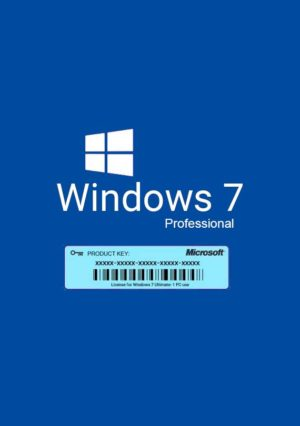 Установка Windows 7 Professional
